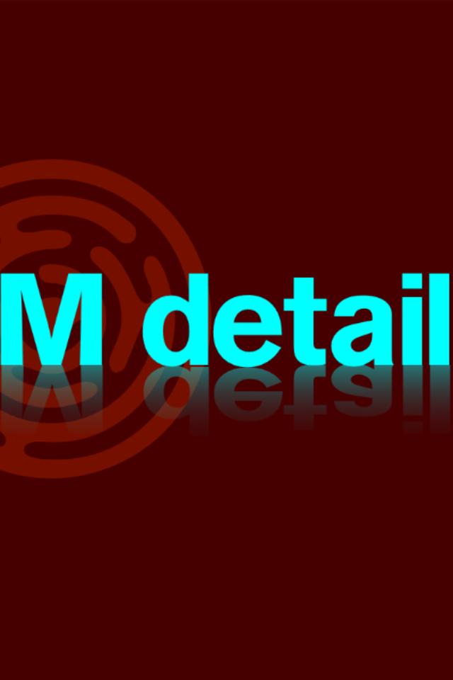 M detail