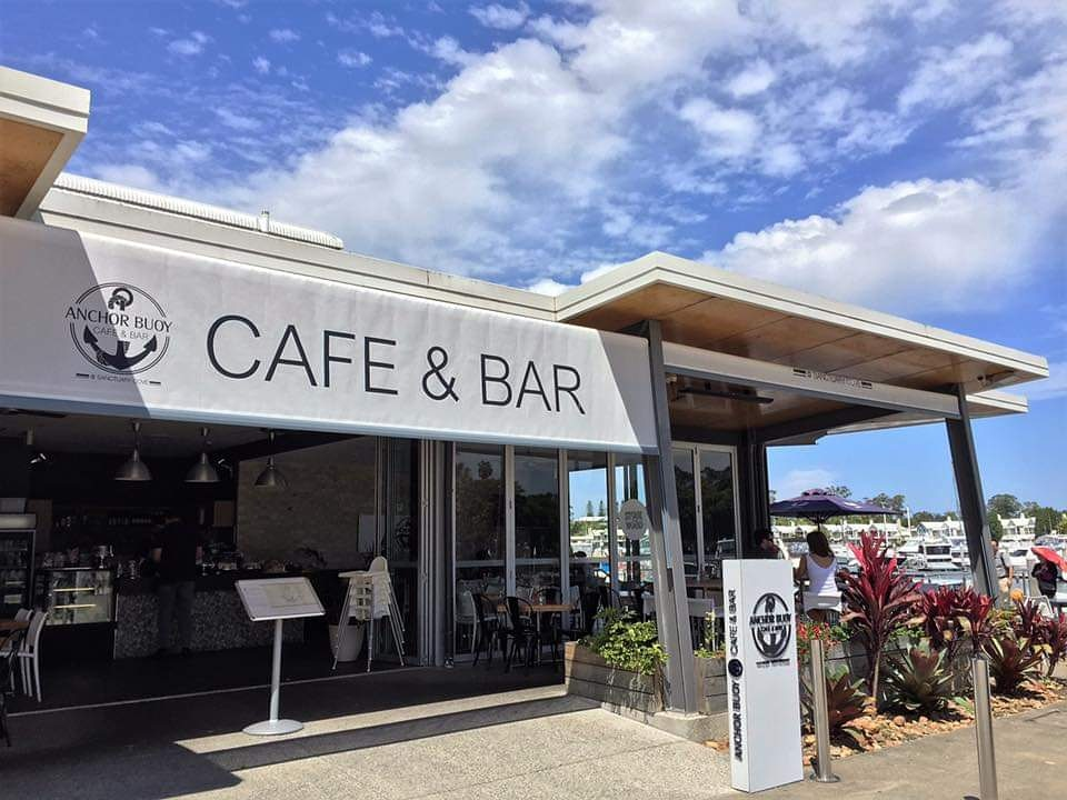 Anchor Buoy cafe and bar