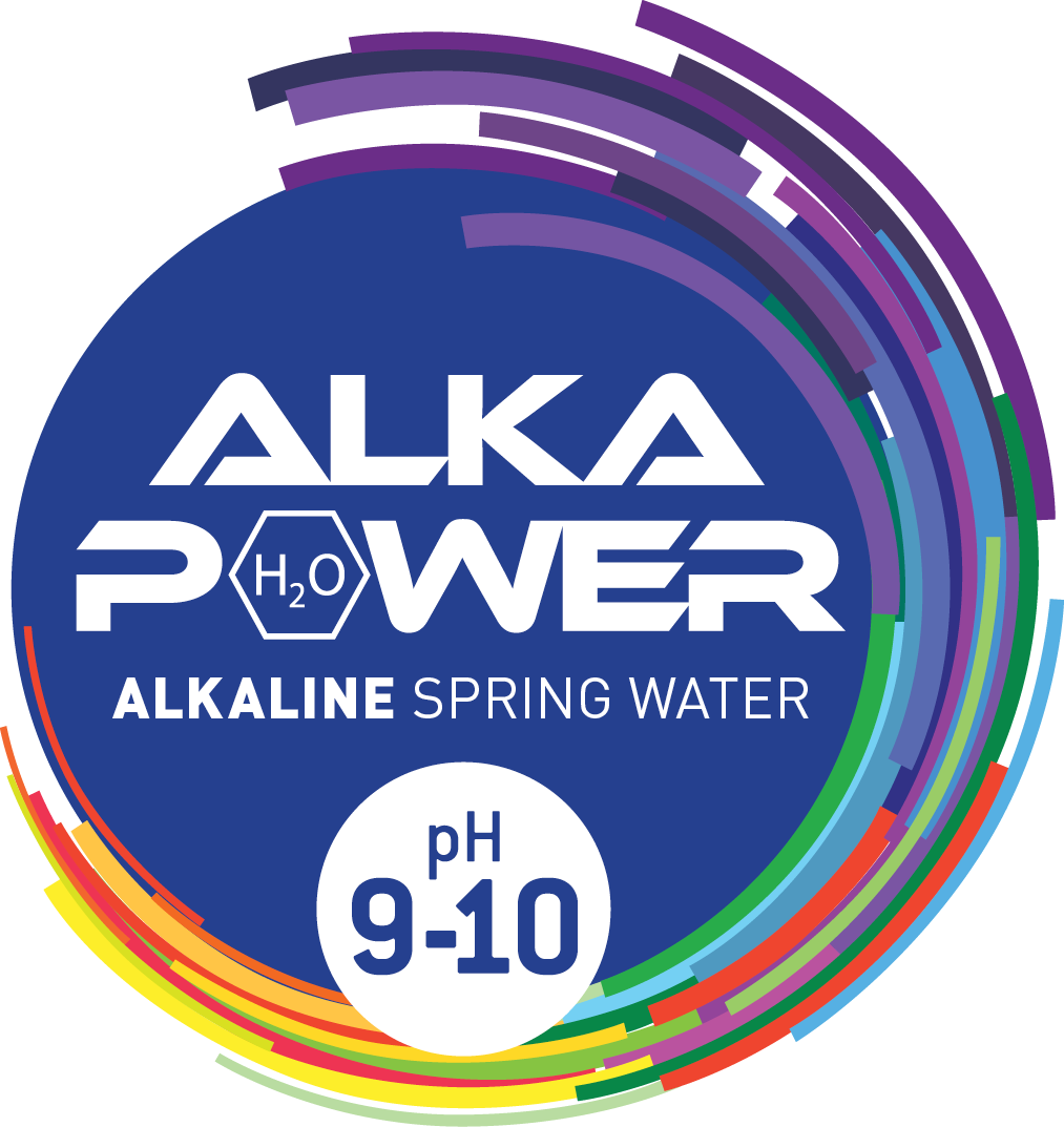 Alka Power alkaline spring water pH9-10